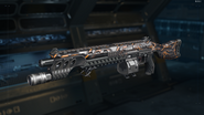 205 Brecci Gunsmith Model Cyborg Camouflage BO3