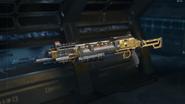 KRM-262 Gunsmith Model Gold Camouflage BO3