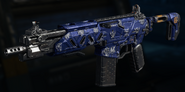 Peacekeeper MK2 Gunsmith Model True Vet Camouflage BO3