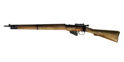 Lee-Enfield menu icon CoD1