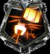 Burn Out Medal BO3