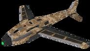 Hunter Killer Drone model BOII