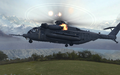 Pave Low going down Loose Ends MW2.png