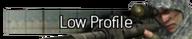 Low Profile title MW2
