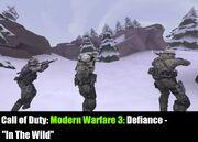 Personal Geekius Maximus Modern Warfare 3 Defiance In the Wild