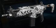 Peacekeeper MK2 Gunsmith Model Ash Camouflage BO3