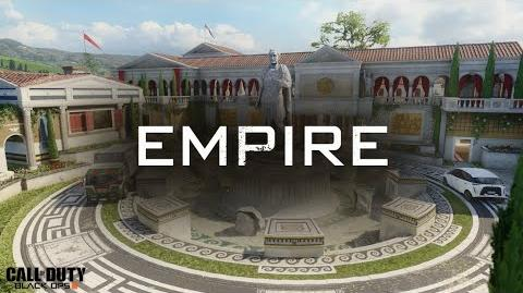Call of Duty® Black Ops III – Descent DLC Pack Empire Preview