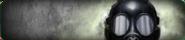 Gas Mask Background BO