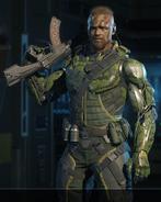 Ruin Jungle outfit BO3