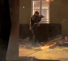 File:GIGN soldier holding the FAMAS MW3.png