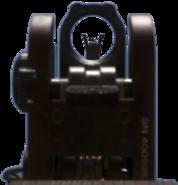 MSBS iron sights CoDG