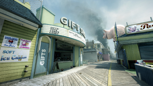 Boardwalk loadscreen MW3