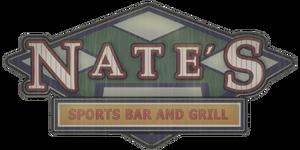 Nate's Restaurant sign MW2