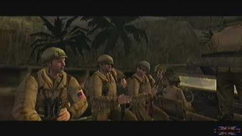 Call of Duty 2 Big Red One - Tunisia, Mission 1 1 3