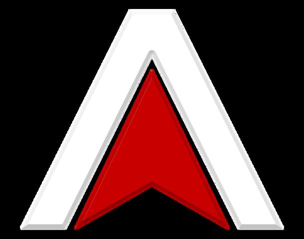 File:Atlas White on Black Logo.png