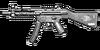 MP5 HUD MW3