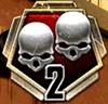 Double Kill Medal CoDO