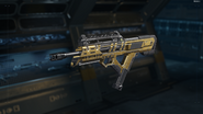 Vesper Gunsmith Model Gold Camouflage BO3