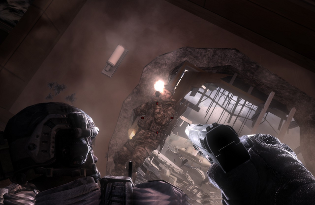 File:Frost uses Sandman's pistol MW3.png