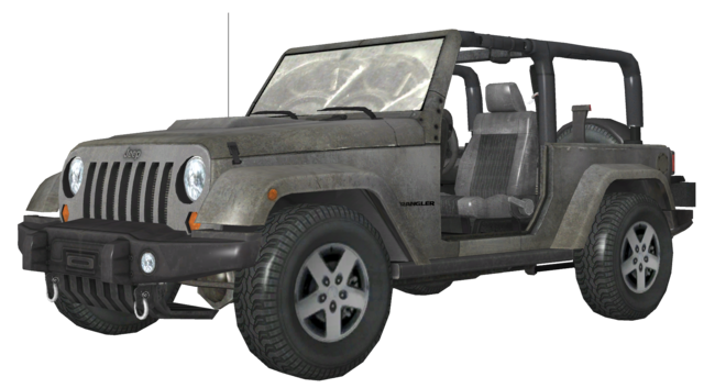 File:Jeep Wrangler White model MW3.png