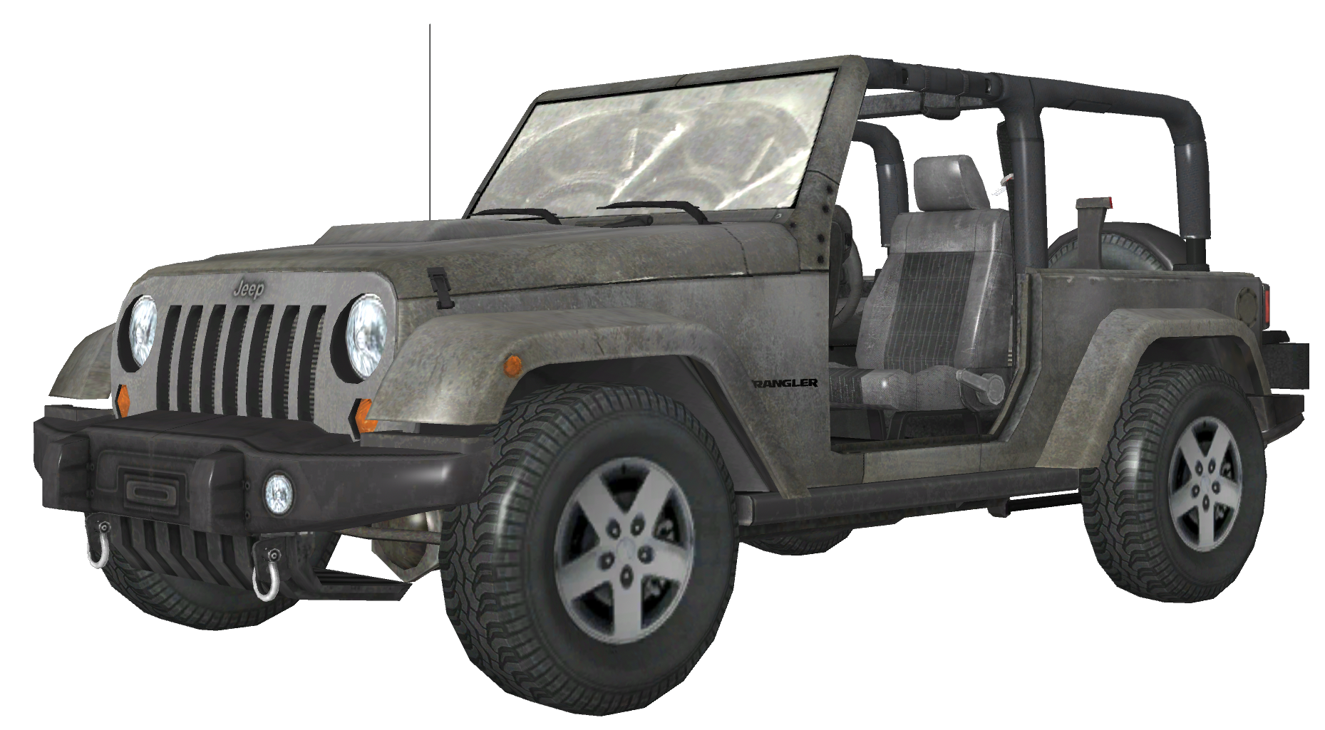 image jeep wrangler white model mw3png call of duty