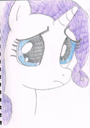 Rarity sketch scanned