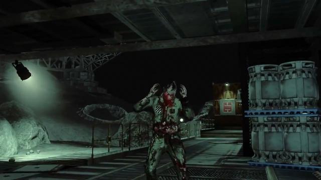 File:Rezurrection Trailer WaveGun on Zombie before.png