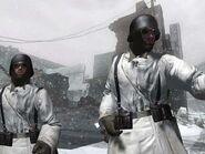 German soldiers winter CoD2