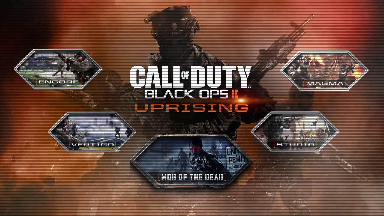 Uprising  Call of Duty Wiki  FANDOM powered by Wikia