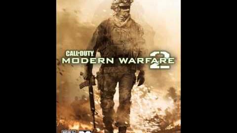 Call of Duty Modern Warfare 2 OST - Main Theme