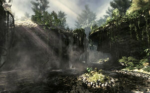 COD Ghosts Jungle Environment