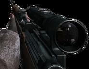 Gewehr 43 Sniper Scope CoD2