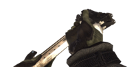 Desert Eagle Tactical Knife reloading MW2