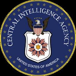 CIA seal BO