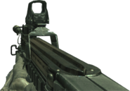 P90 Holographic Sight MW2