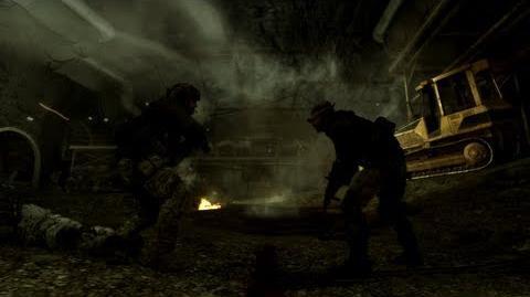 Call of Duty Modern Warfare 3 - Campaign - Down the Rabbit Hole