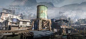Favela Map CoDG