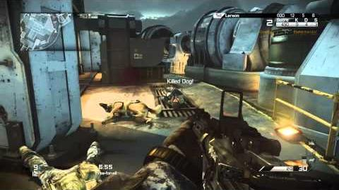 Call of Duty ghosts behemoth free for all gameplay