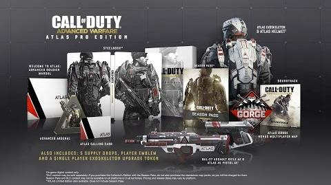 Official Call of Duty® Advanced Warfare - Collector's Edition Trailer