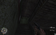 Silosignstairs