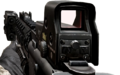 M4A1 Holographic Sight CoD4.png