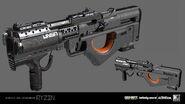 RPR Evo 3D model concept 1 IW