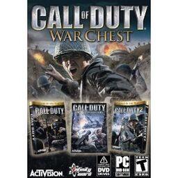 Call of Duty War Chest Box Art
