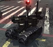 Enemy Assault Drone MW3