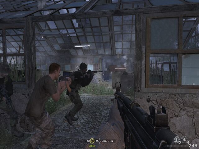 File:Advancing into second greenhouse Hunted CoD4.jpg
