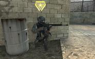 Delta Squad member Dome MW3