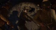 German Soldiers Mining BOII