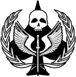 Task Force 141 Emblem in Black and White.jpg