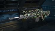 M8A7 Gunsmith Model Swindler Camouflage BO3