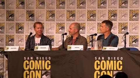 Official Call of Duty® WWII Nazi Zombies Reveal Panel - San Diego Comic-Con 2017